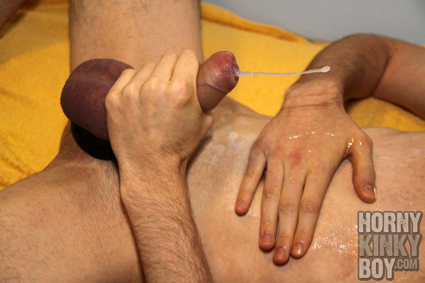 cumming penis Pumped Penis Unloads A Huge Load Of Cum
