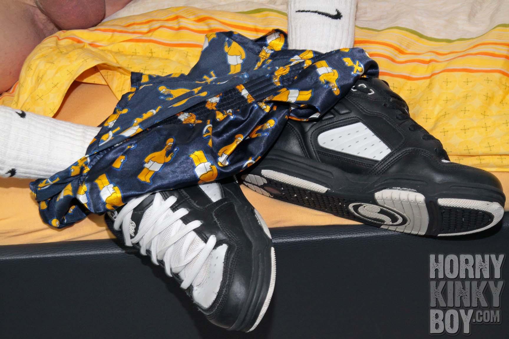 Sweet Skater Sneaker Boy I