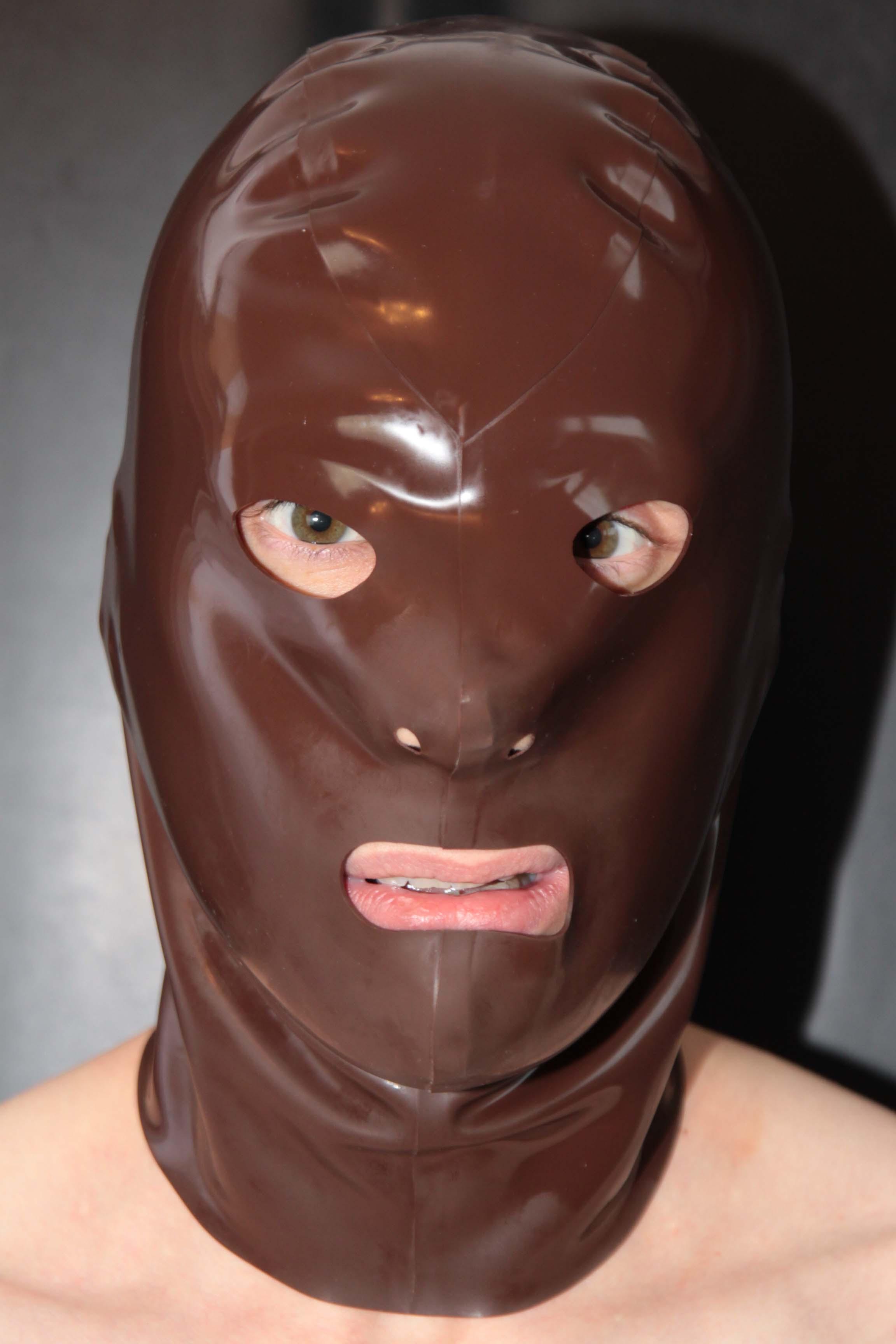 Rubber Hood – Brown