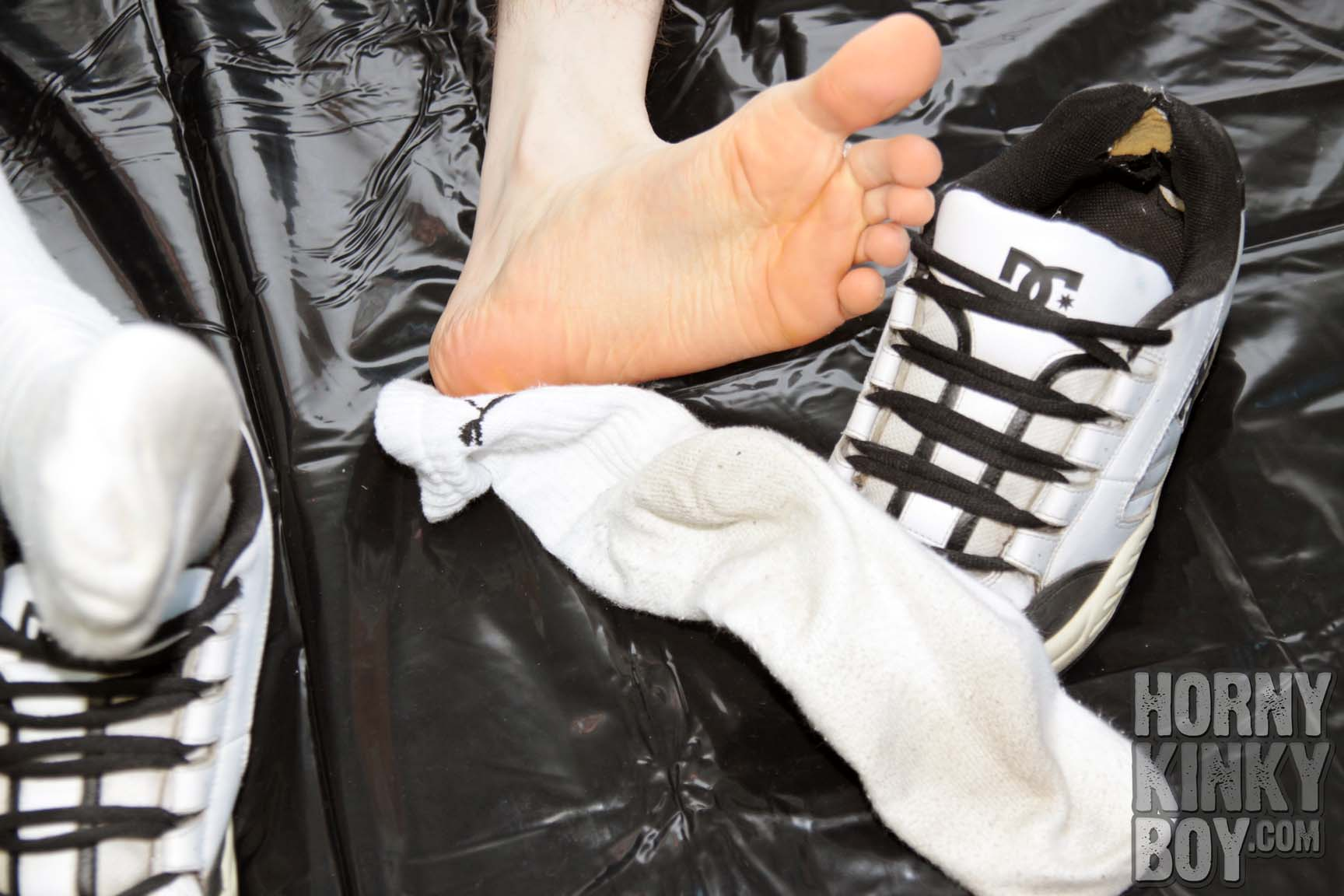 Smelly Sneaks, Sox, And Feet IV