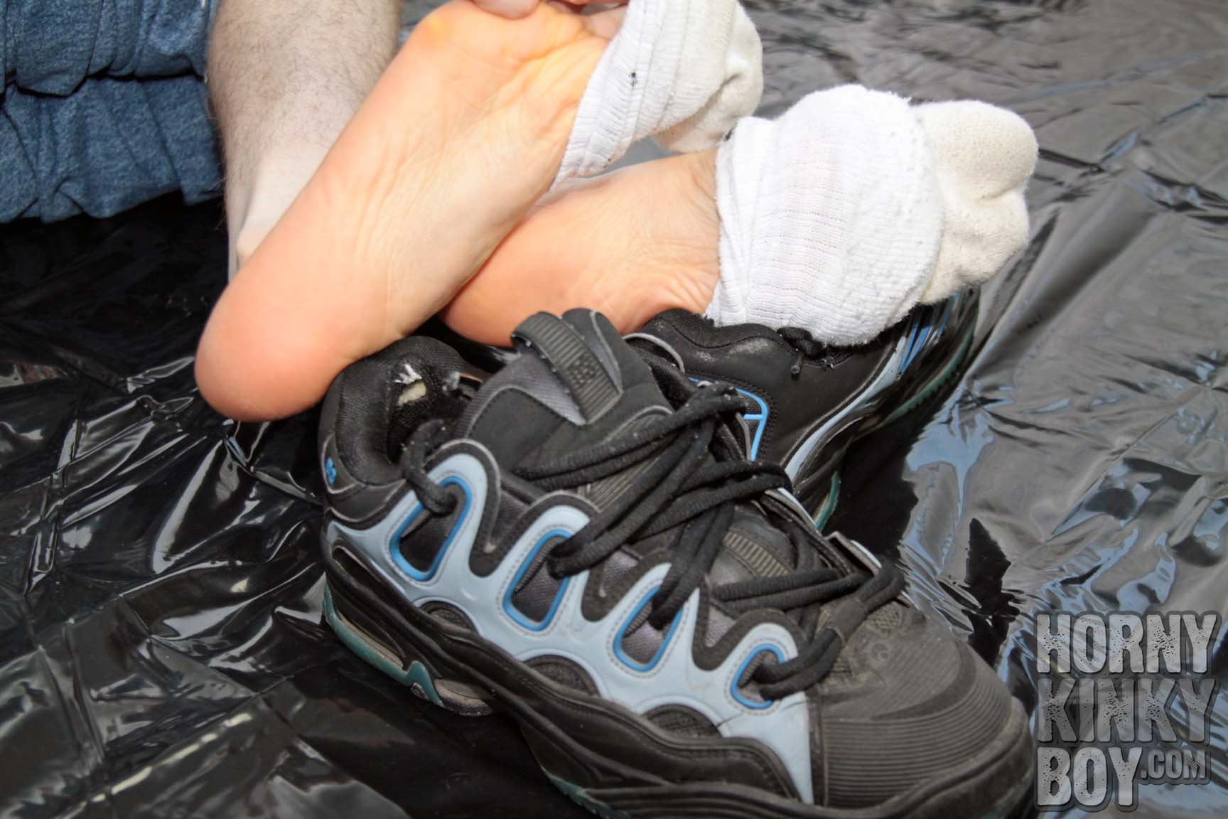 Smelly Sneaks, Sox, And Feet V