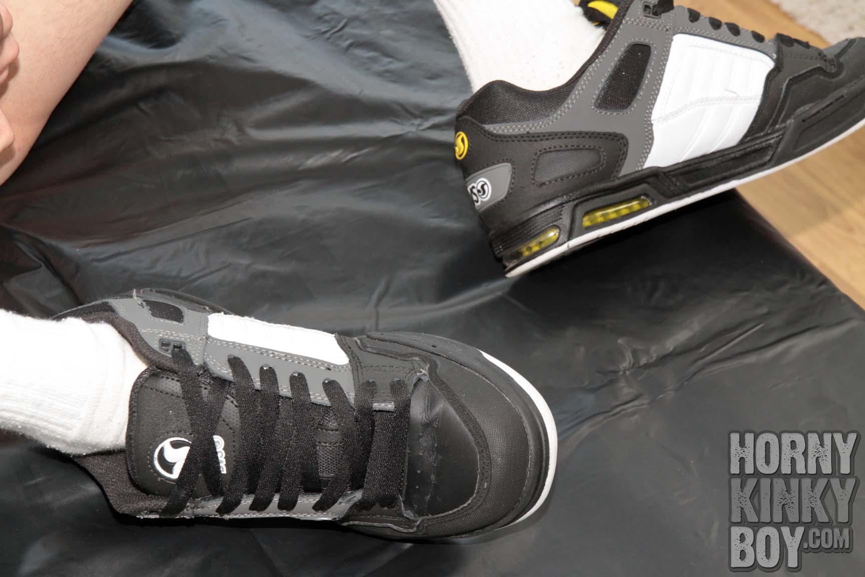 Sweet Rubber Sneaker Boy III
