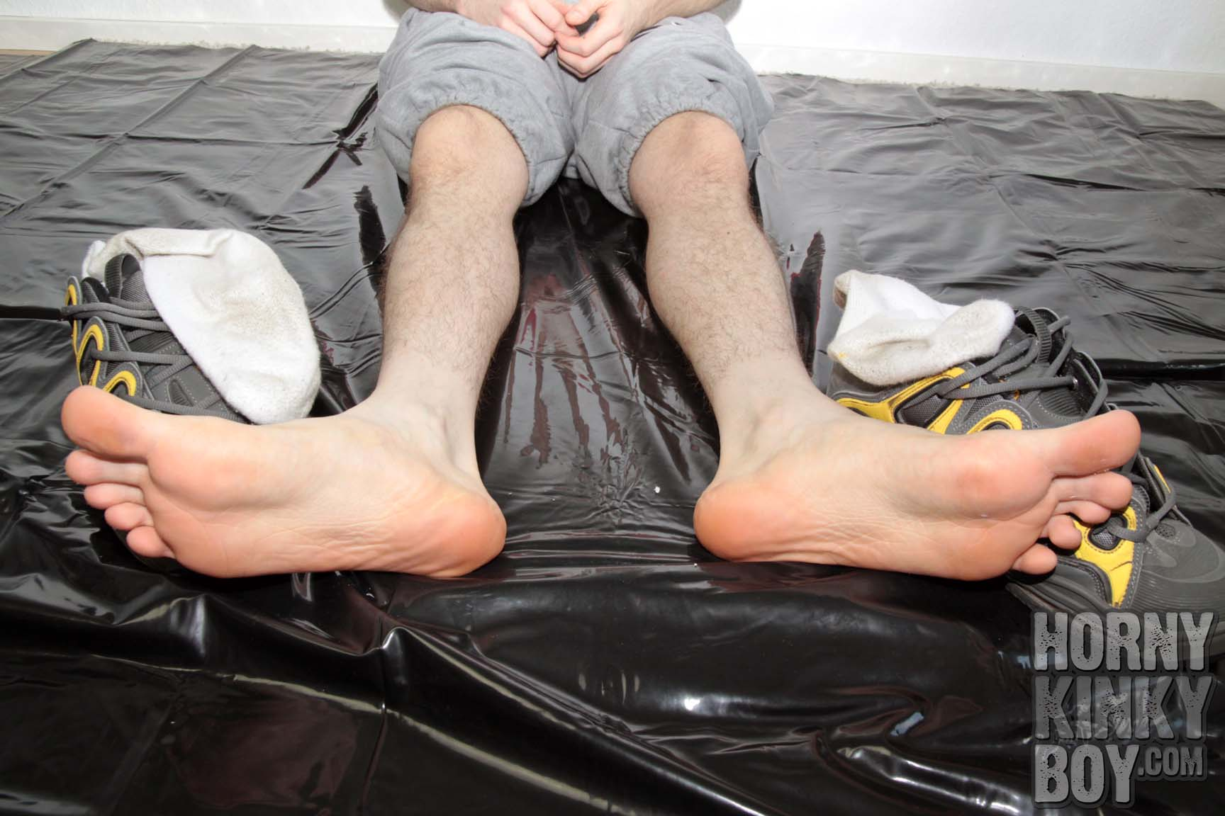 Smelly Sneaks, Sox, And Feet VI