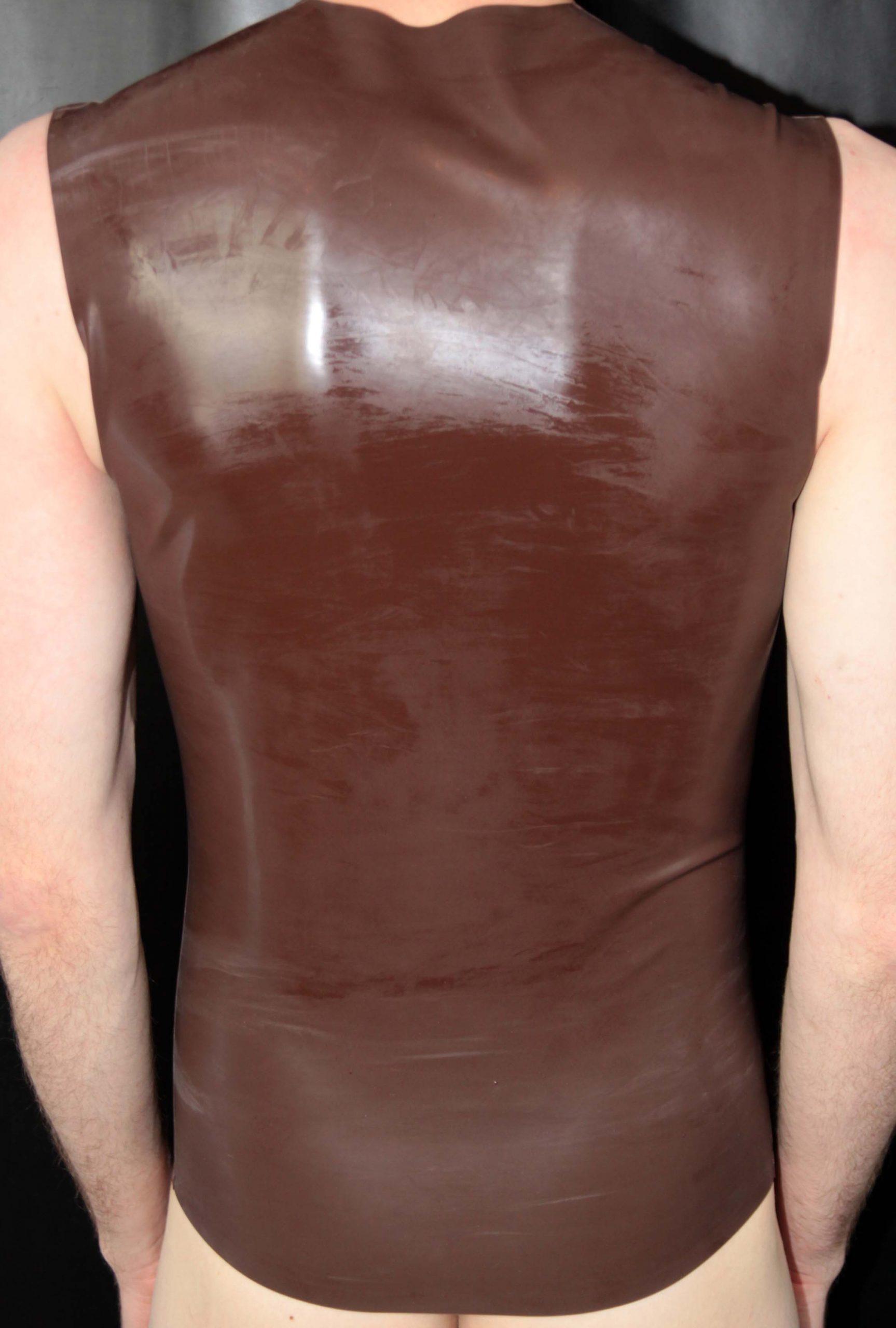 Rubber Shirt – Brown