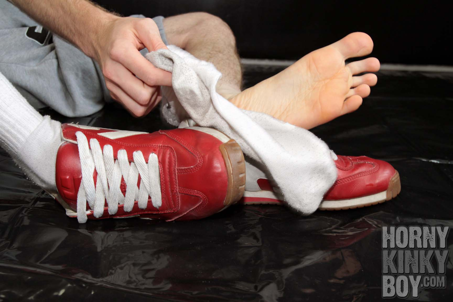 Smelly Sneaks, Sox, And Feet VIII
