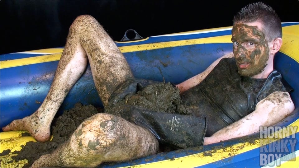 Messy Rubber Boat Slurry Cruise (Part V)