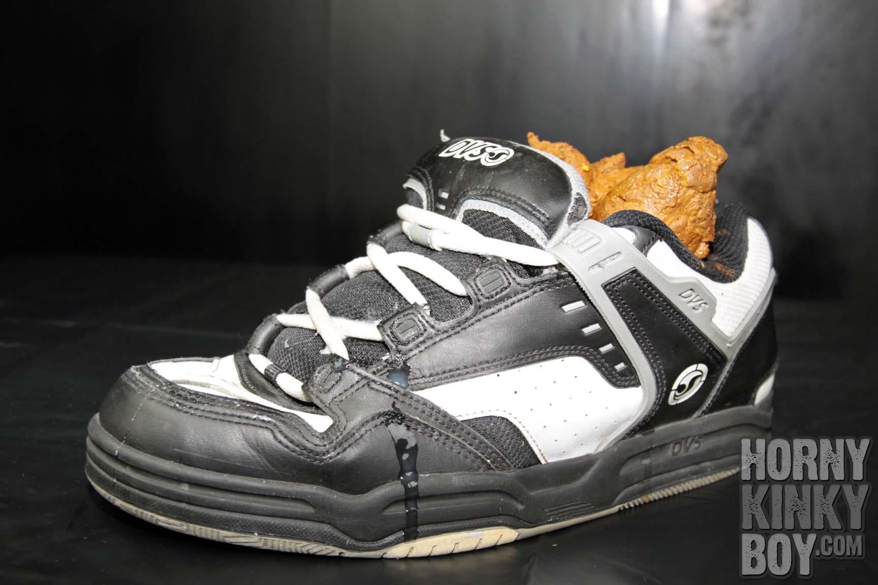 HornyKinkyBoy's Shit Sneakers I
