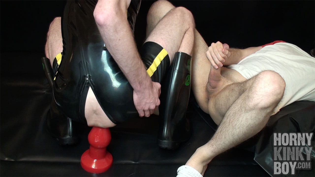 Playing With My Mate And Plugging My Ass (Part II)
