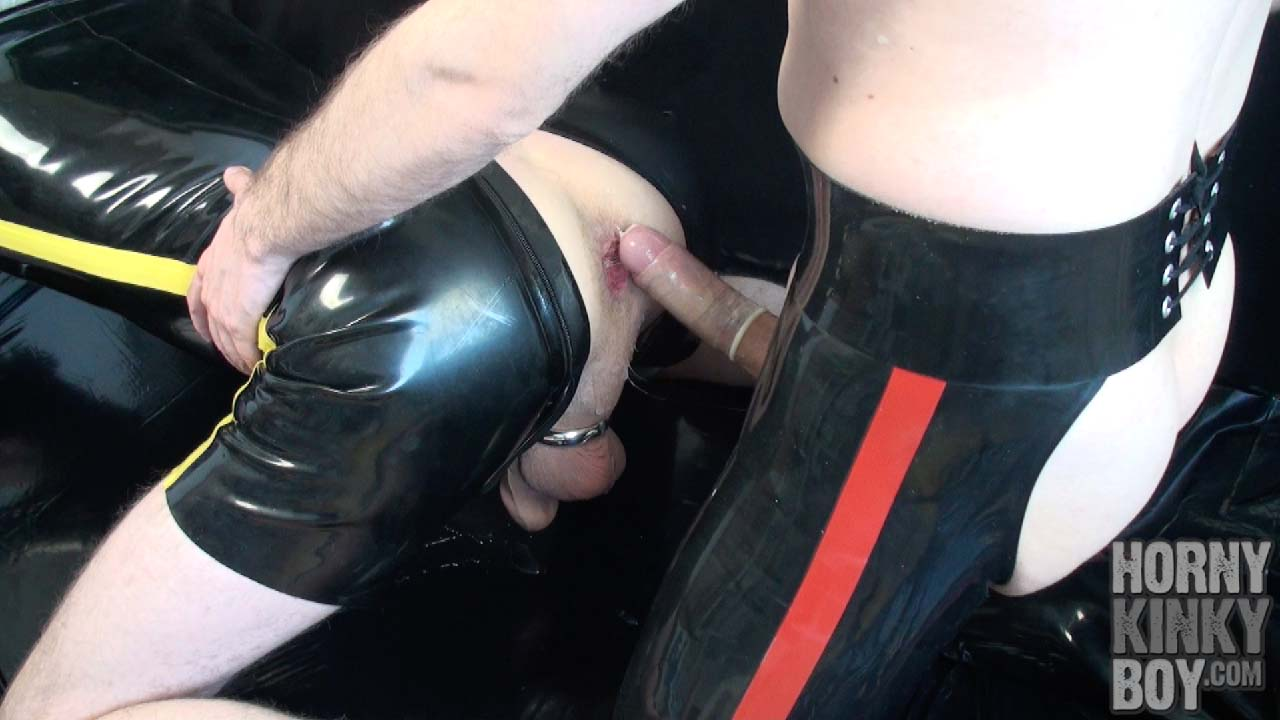 FFucking Rubber Afternoon (Part II)