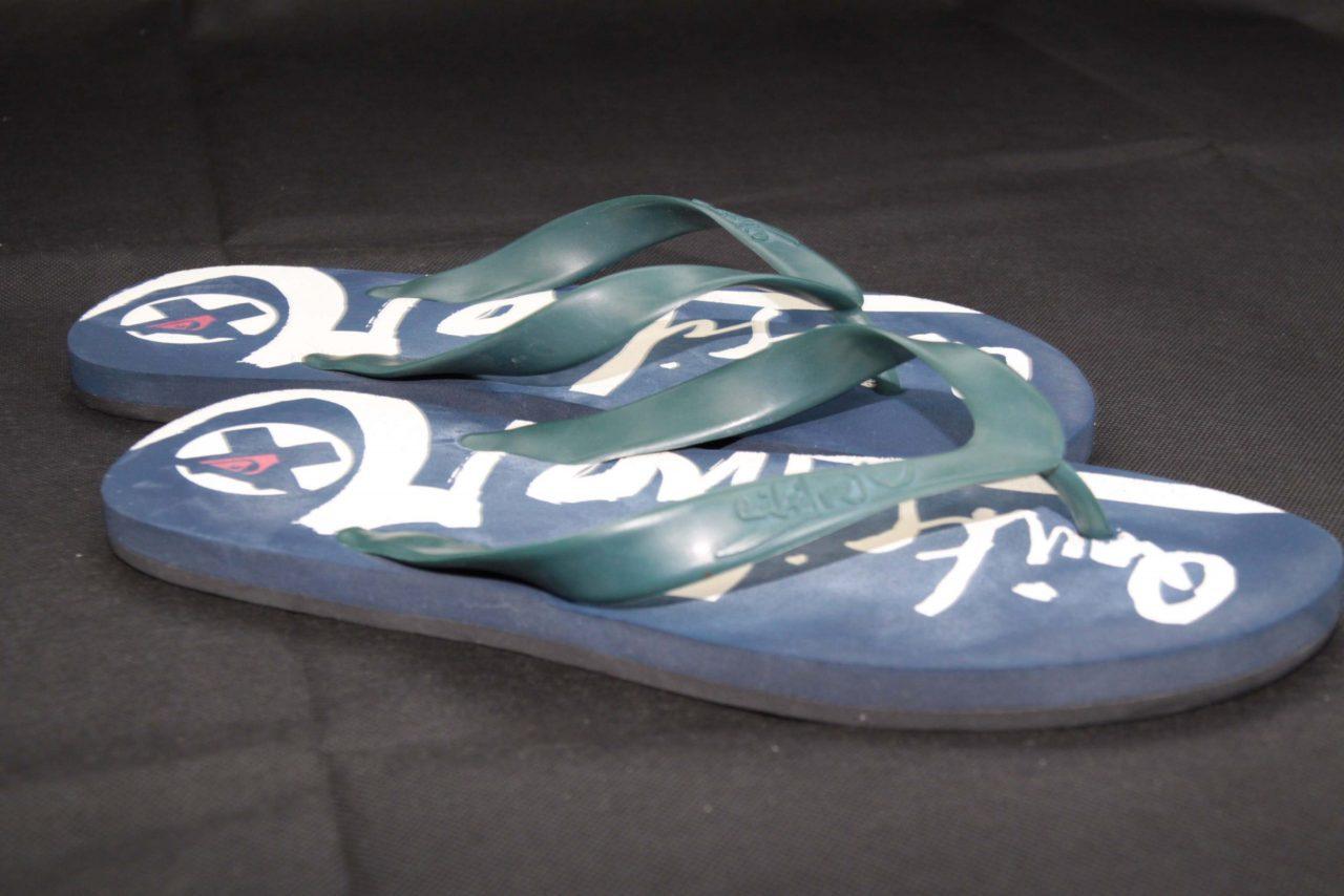 Quicksilver Flip Flops