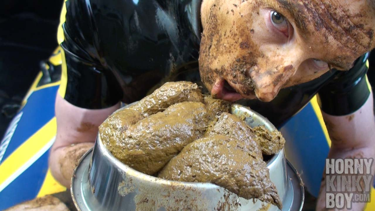 HornyKinkyBoy, The Turd Recycler (Part III)