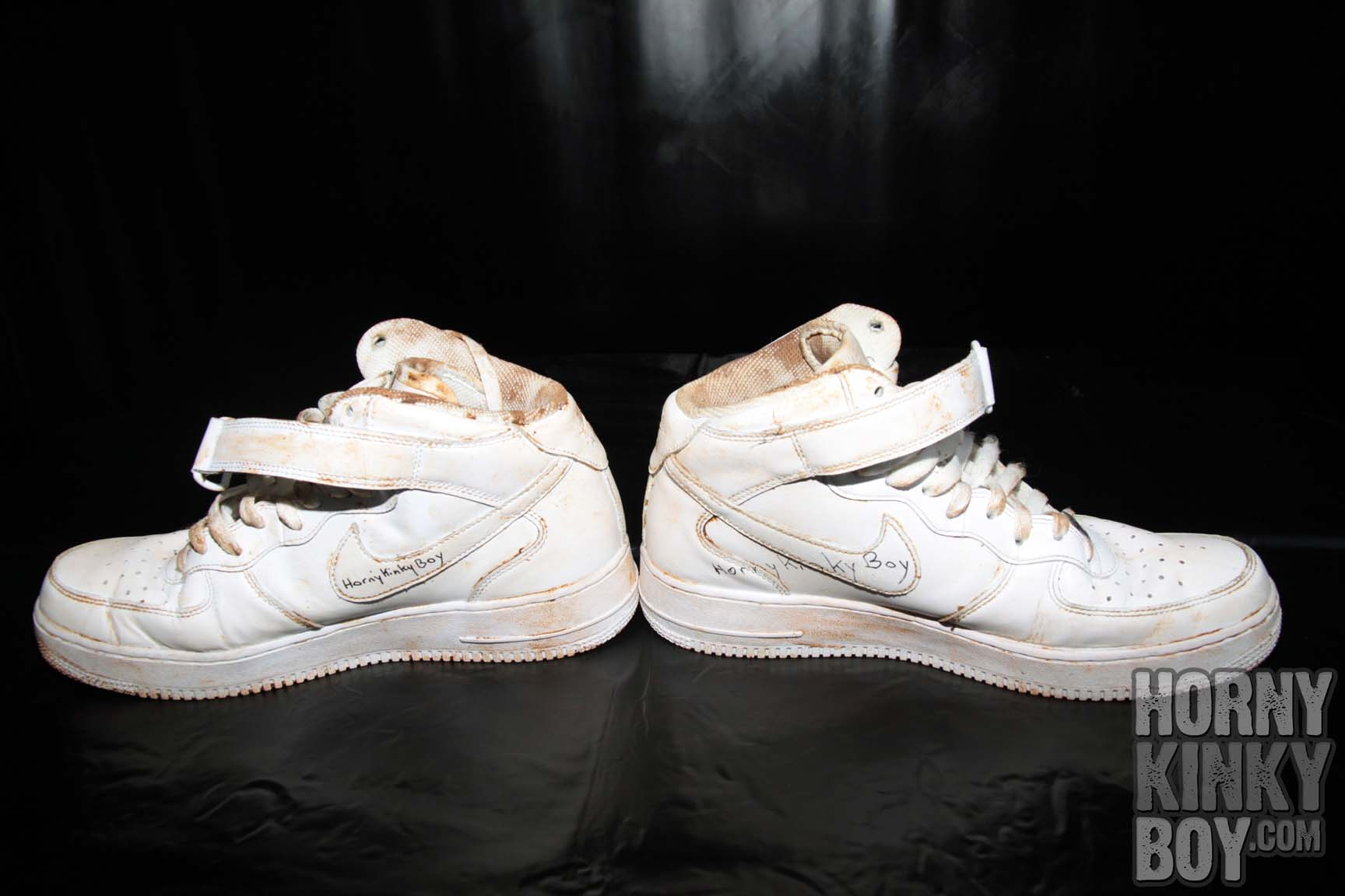 HornyKinkyBoy's Excrement Sneakers For Sale