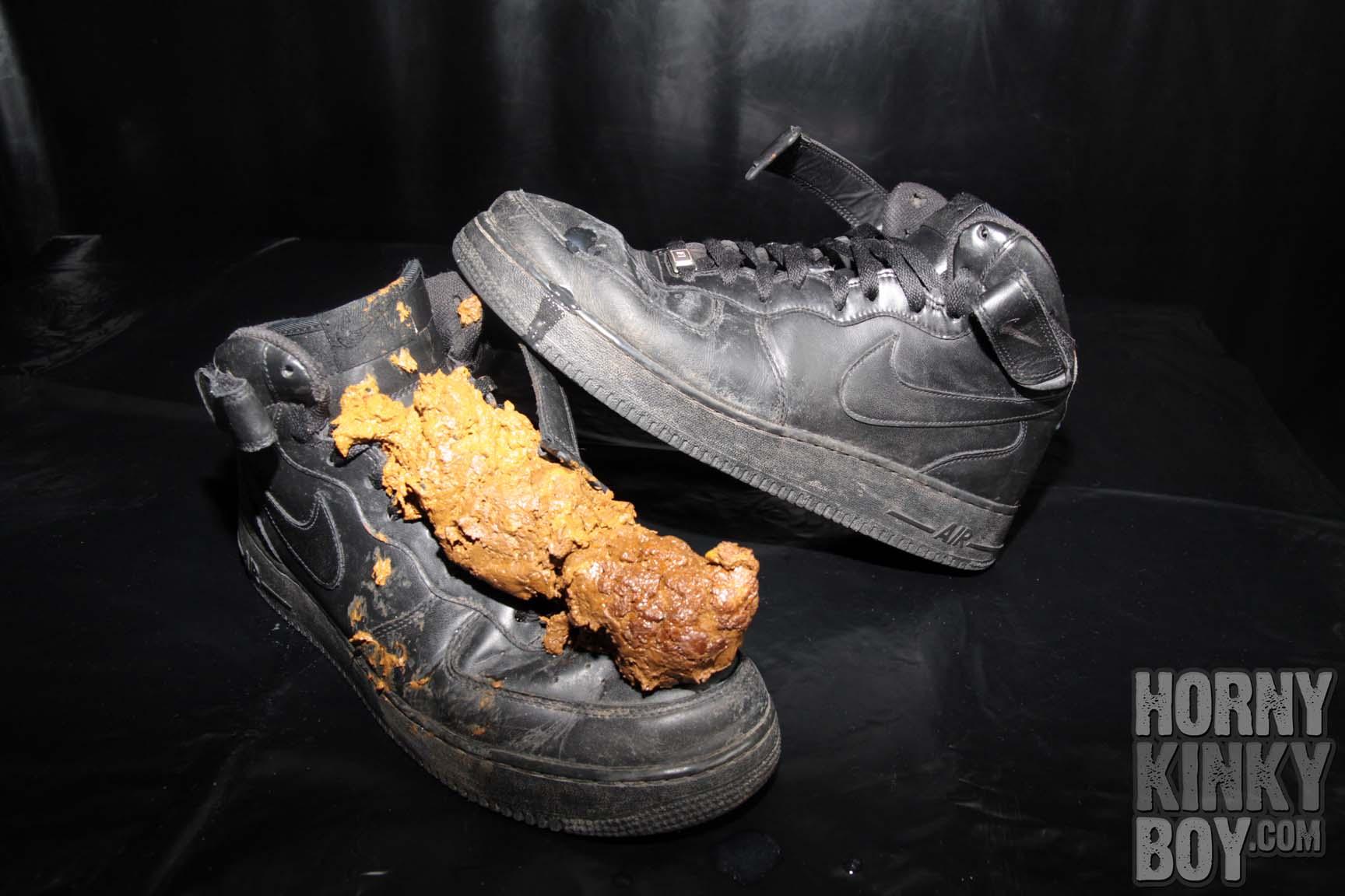 HornyKinkyBoy's Shit Sneakers V