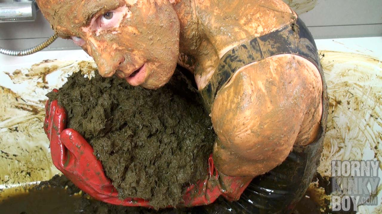 Fecal And Manure Whore In Bathtub (Part II)