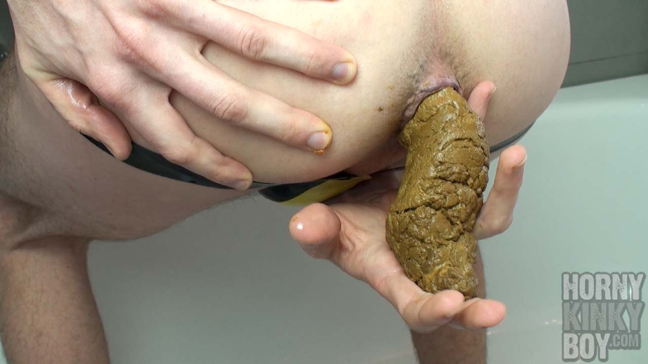 Enema Slut Into Wet And Dirty Toilet Sex (Part I)