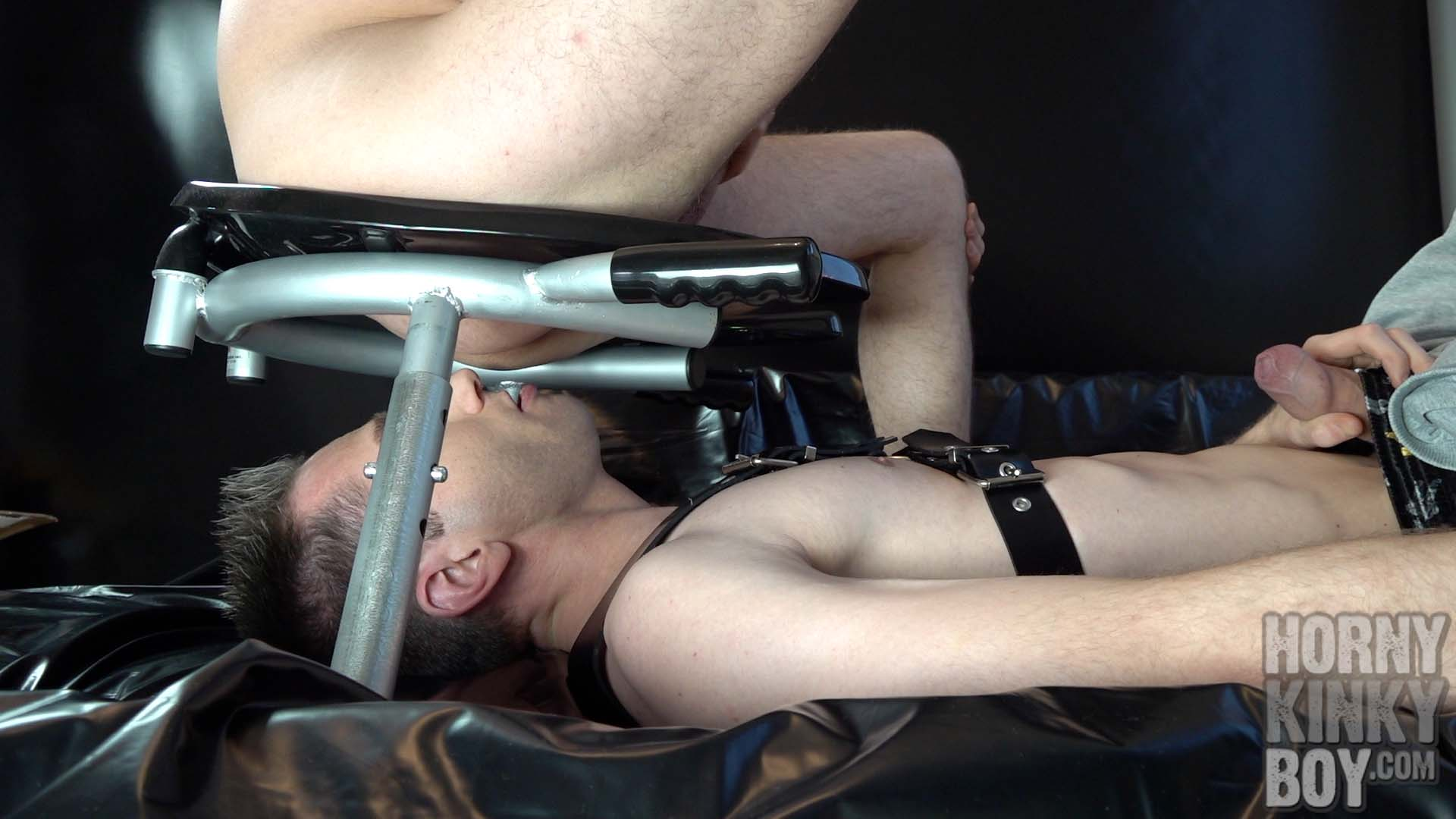 Rimming Scat Pig Gets Fucked Bare And Cummed In The Ass (Part I)