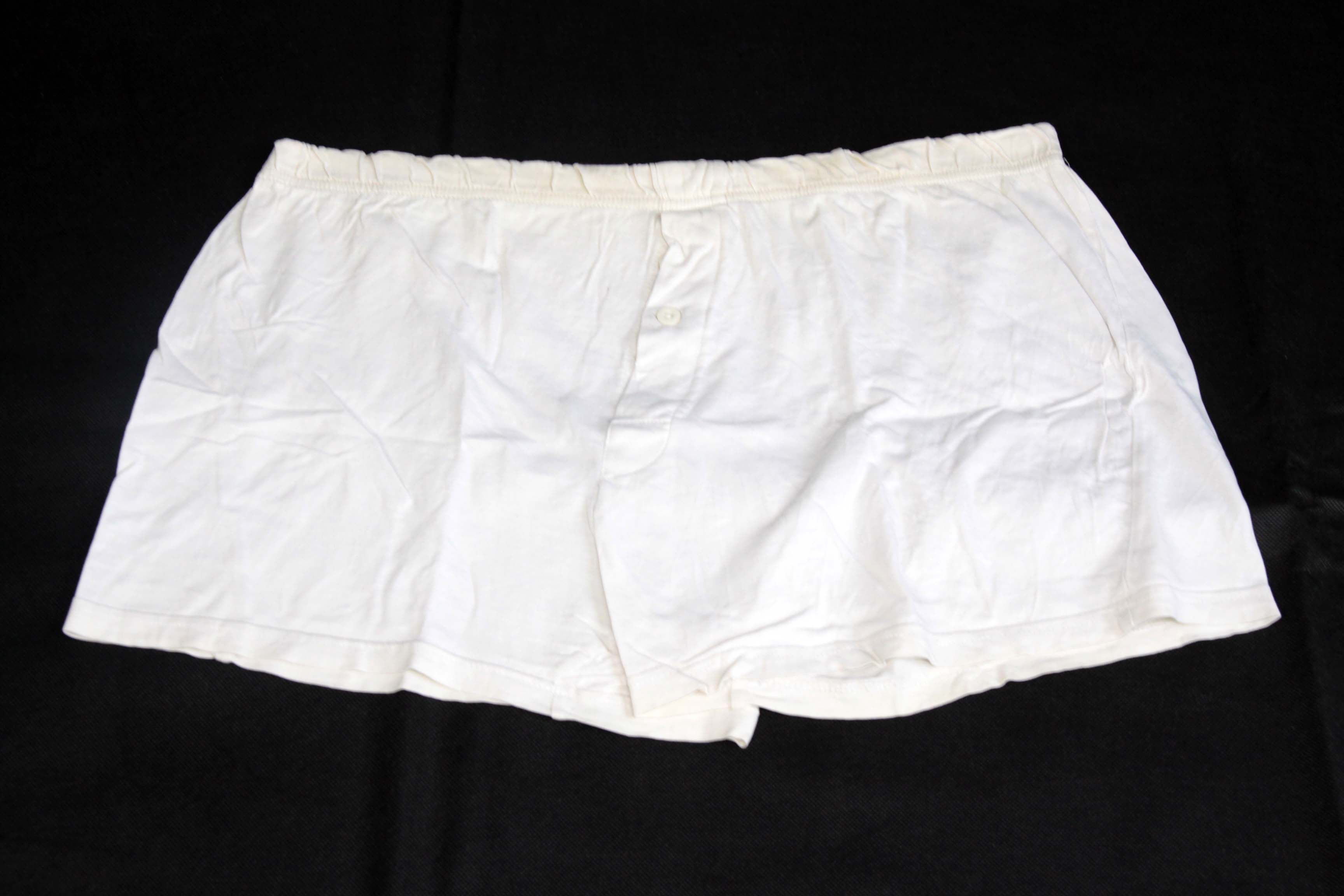Boxer Shorts – White