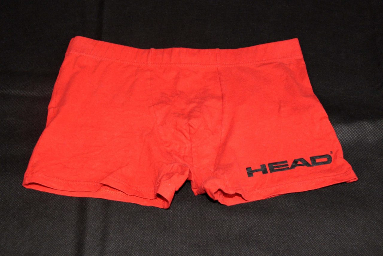 Head Boxer Shorts – Red