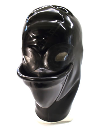 Rubber Hood With Urinal Attachment