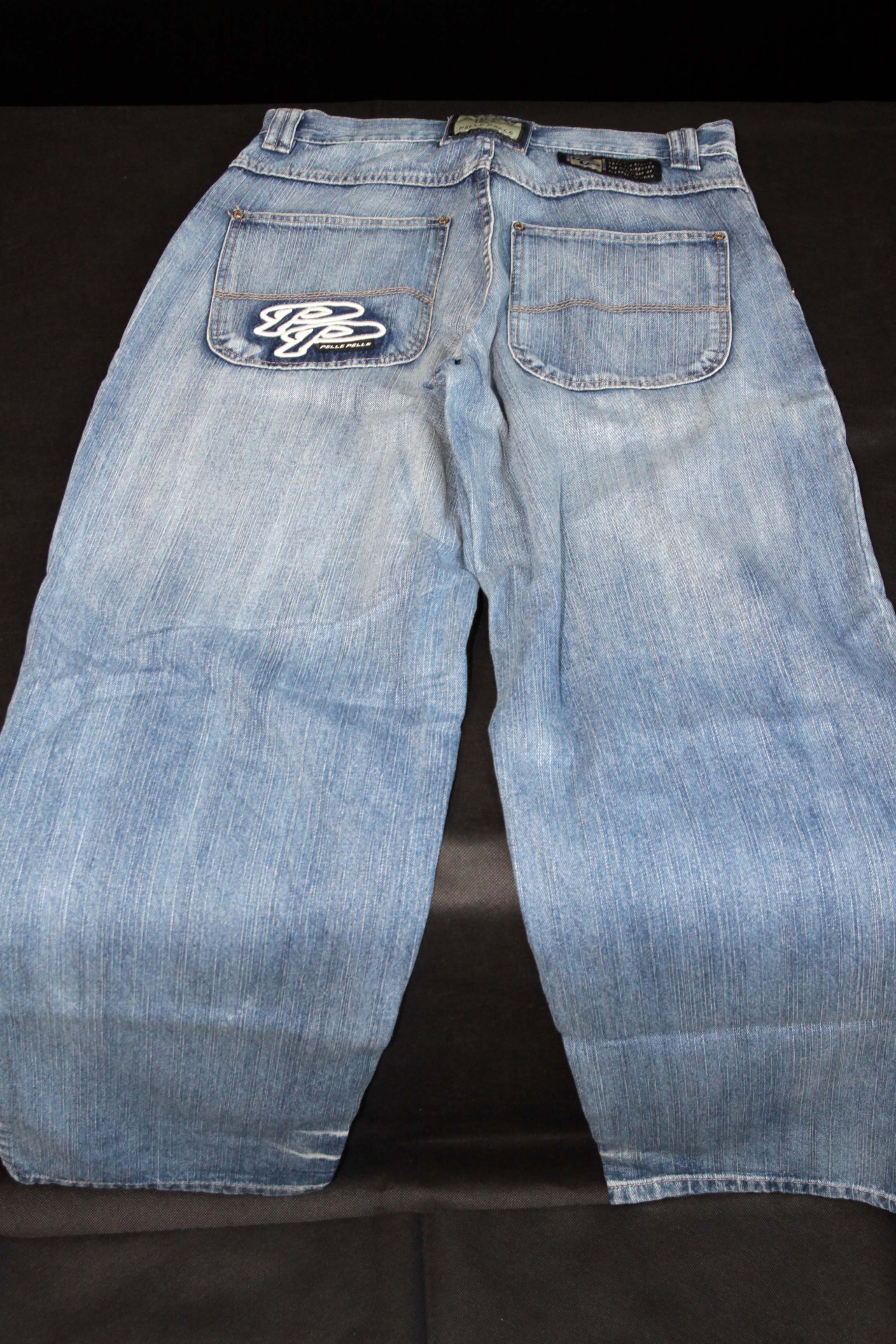 Pelle Pelle Baggy Pants