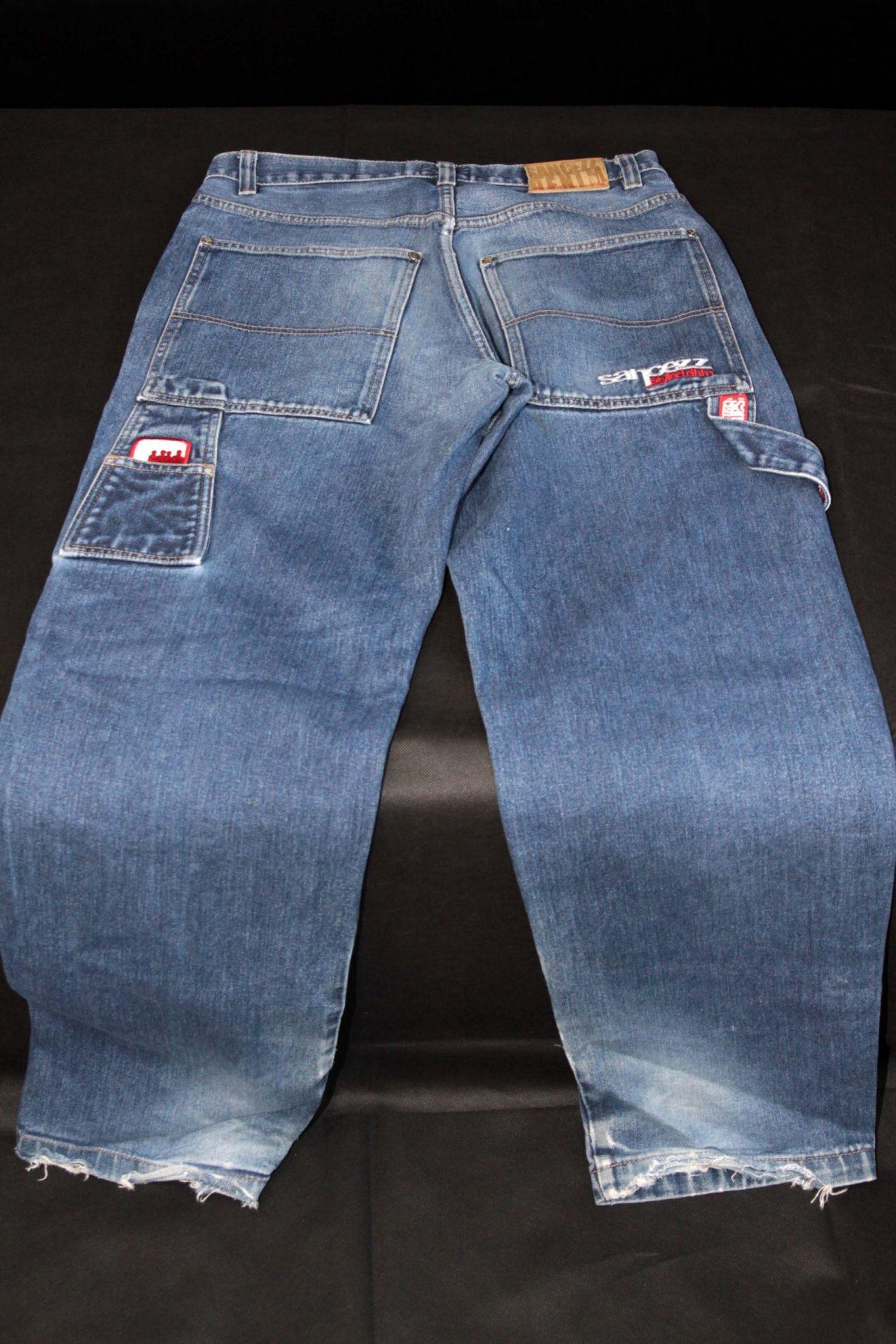 Sancezz Baggy Pants