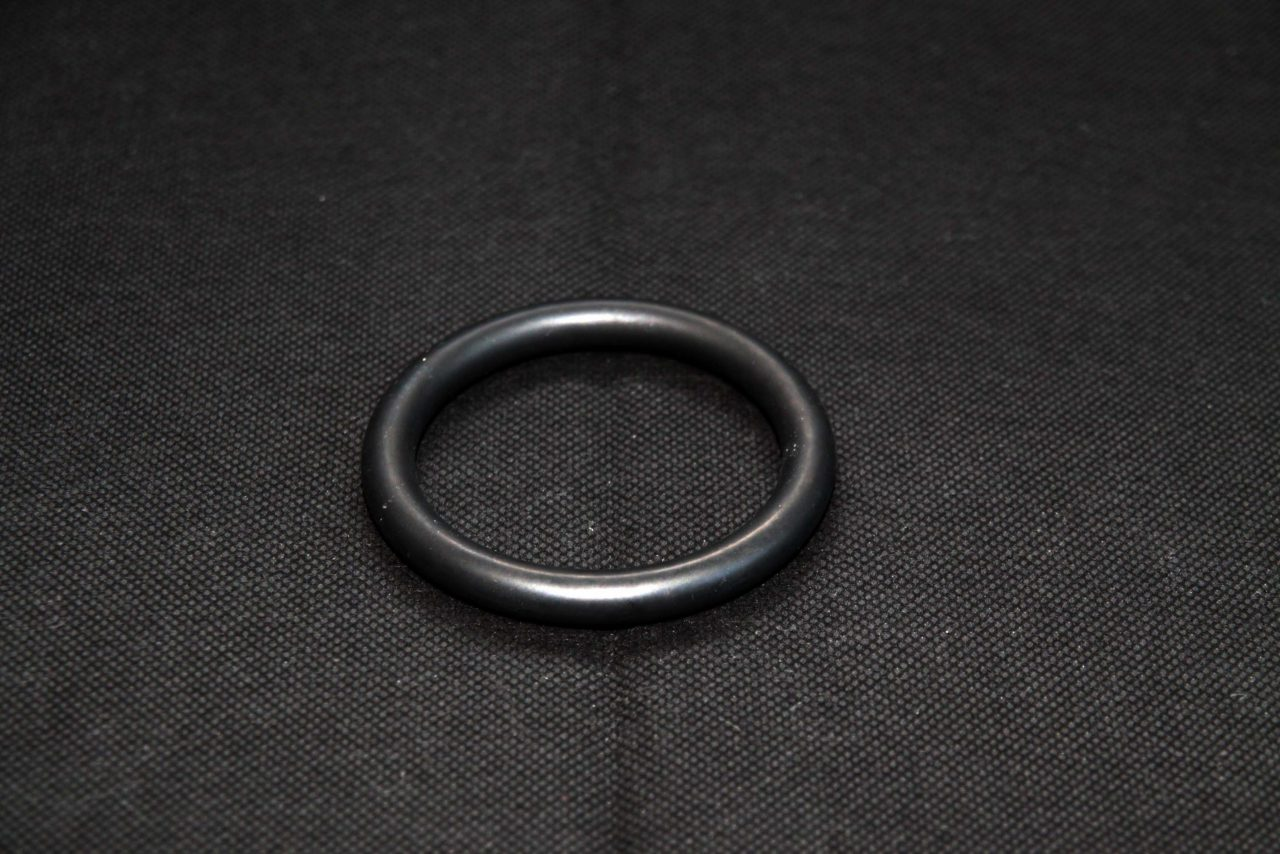 Cock Ring – Rubber – 55 Mm