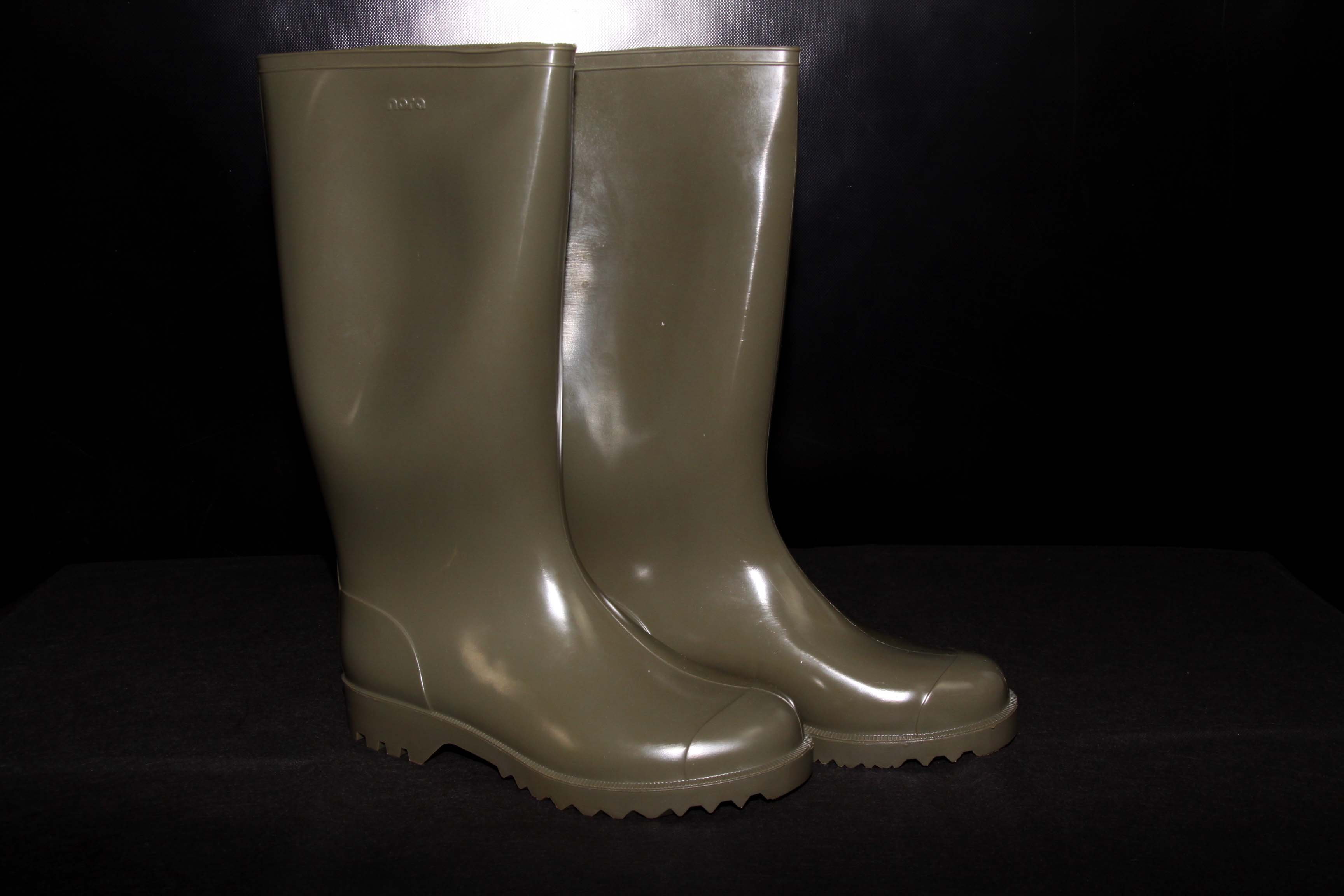 Rubber Boots – Green