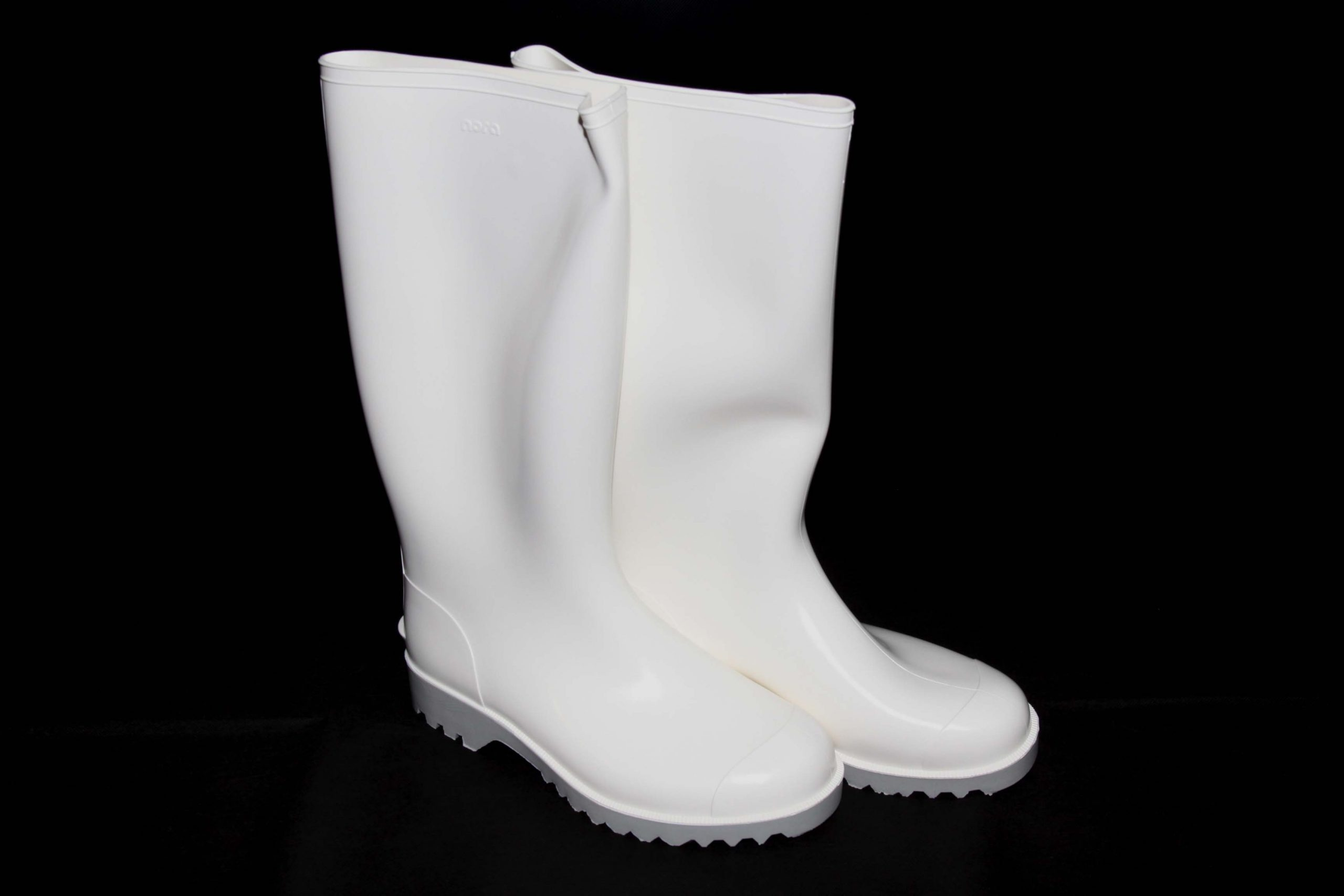 Rubber Boots – White